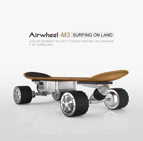 Airwheel self-balancing scooters A3