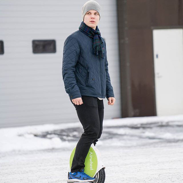 Airwheel intelligent electric hoverboards