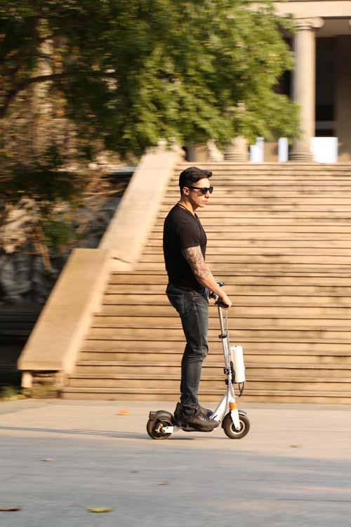 Z3 auto-equilíbrio scooter elétrico