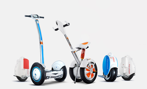 Airwheel Q3 twin-wheeled electric scooter