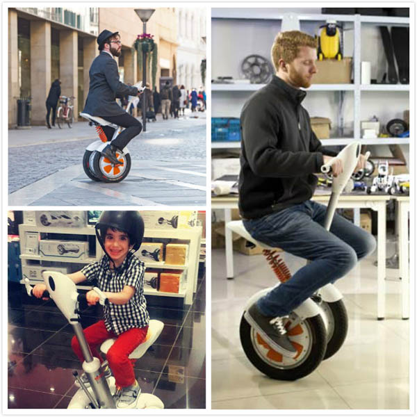 All series in Airwheel