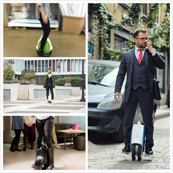 Airwheel E-unicycles