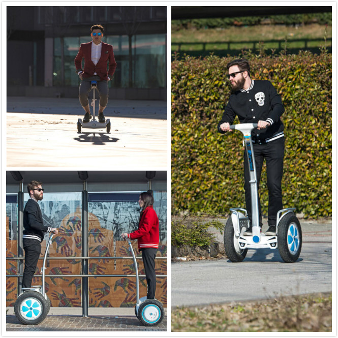 Airwheel 2-wheeled electric scooters