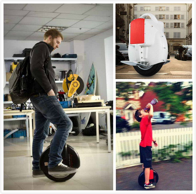 Airwheel X8 on wheel electric