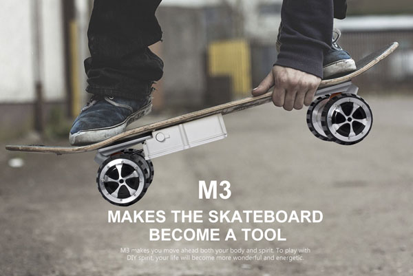 Airwheel electric skateboard M3