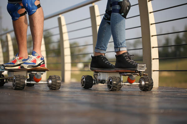 maple electric skateboard M3