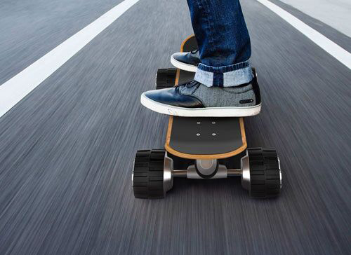 motorized skateboard M3