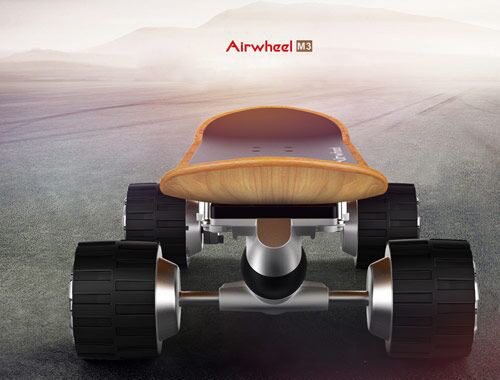 Airwheel M3 motorized skateboard