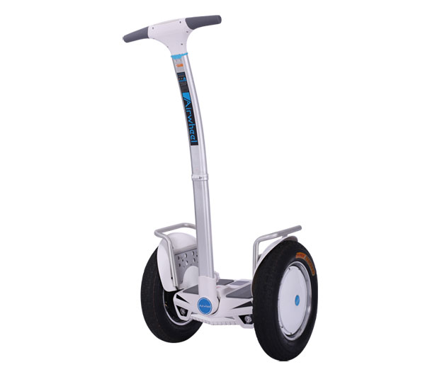 Airwheel S5 standing up self-balancing scooter