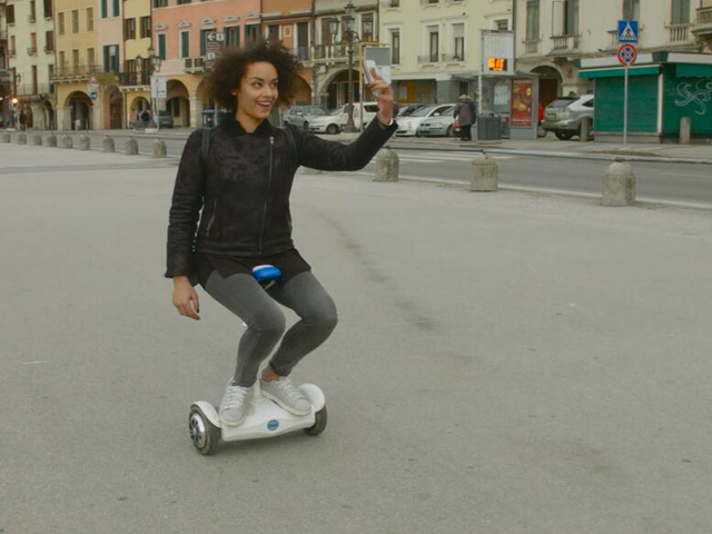 Airwheel S6 scooters eléctricos