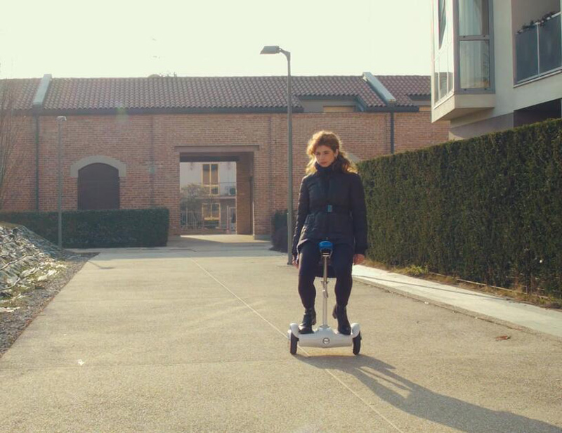 S6 self-balancing electric scooter