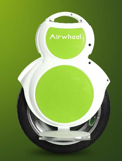 A Convenient and Green Locomotion Starts from Airwheel Electric Balancing Scooter Q6