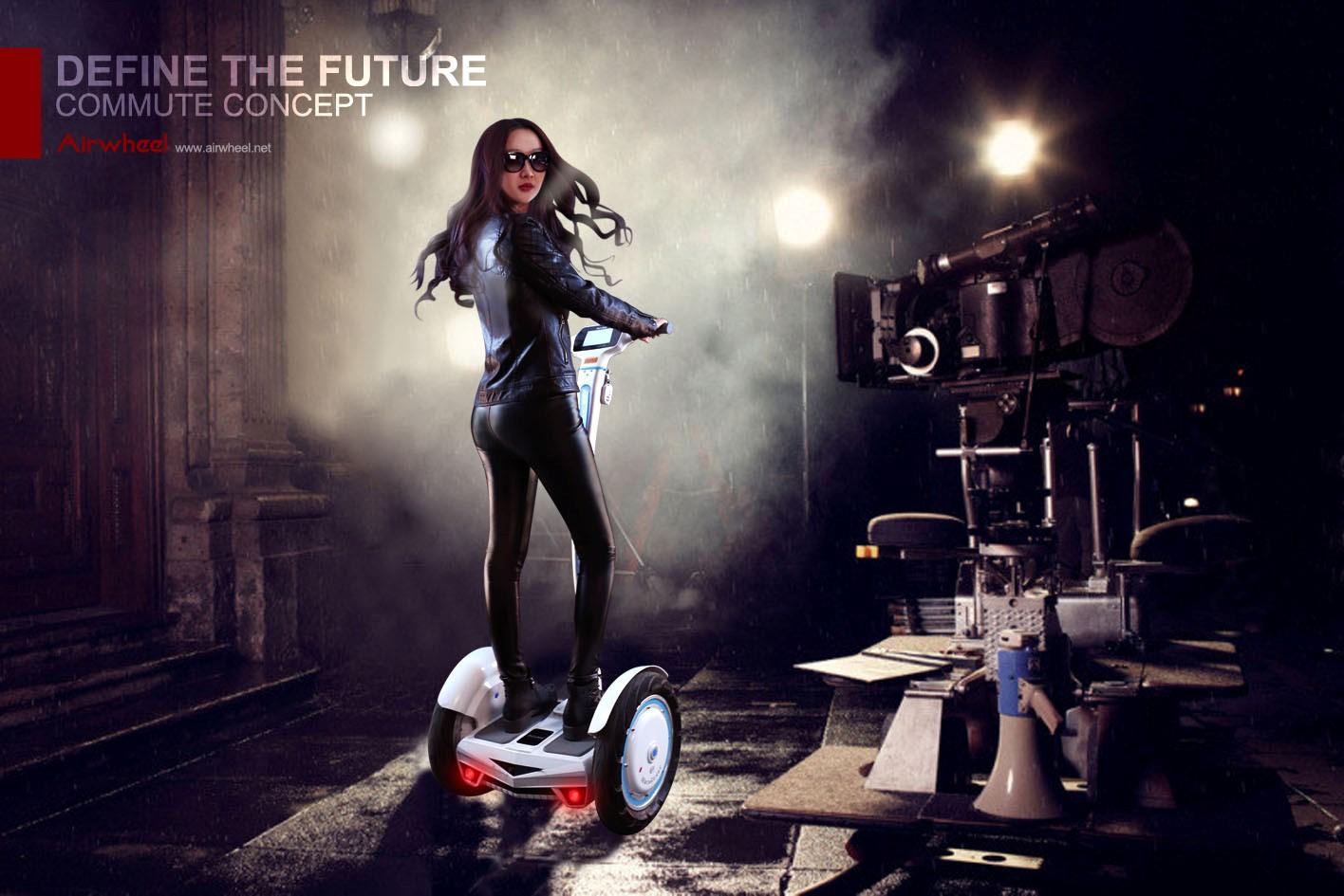 Airwheel S3, самостоятельно балансом электрической одноколесном велосипеде