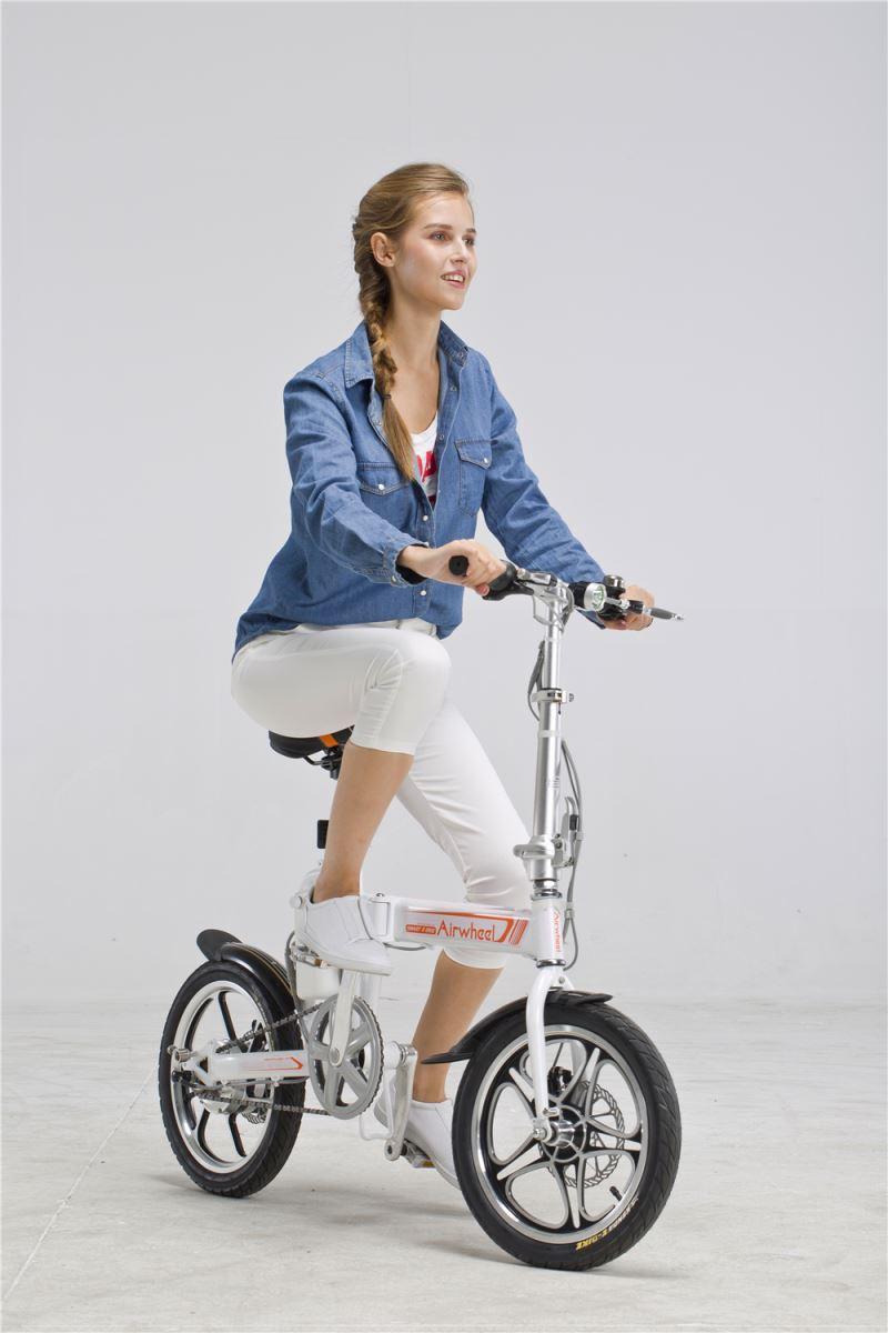bici del carbonio fibra pieghevole