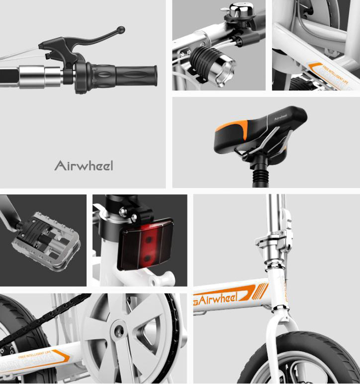 Airwheel R5 details