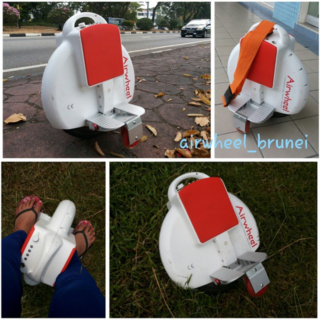 auto-bilanciamento scooter, Airwheel