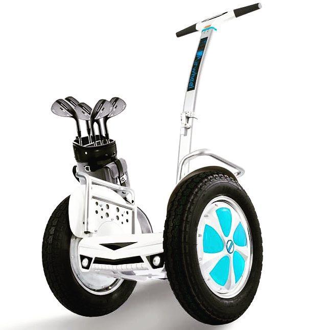 airwheel scooter elétrico 2 rodas