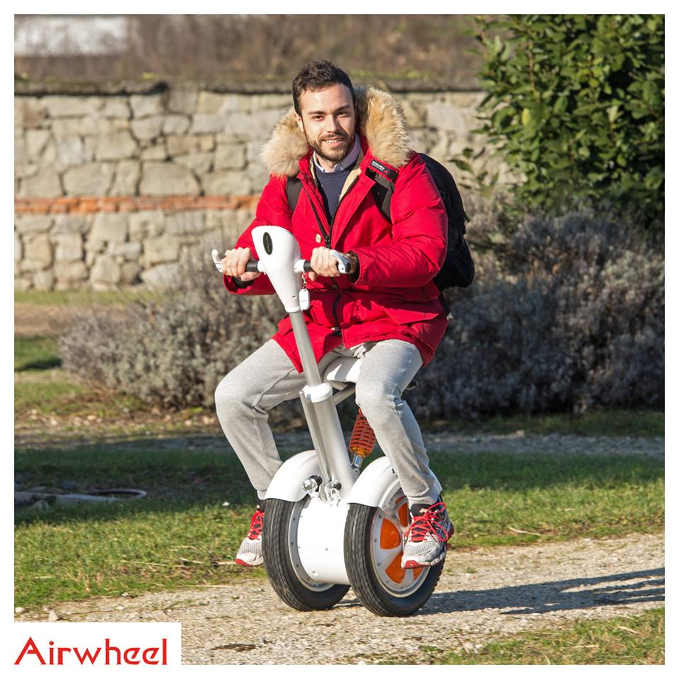 electric balance wheel scooter
