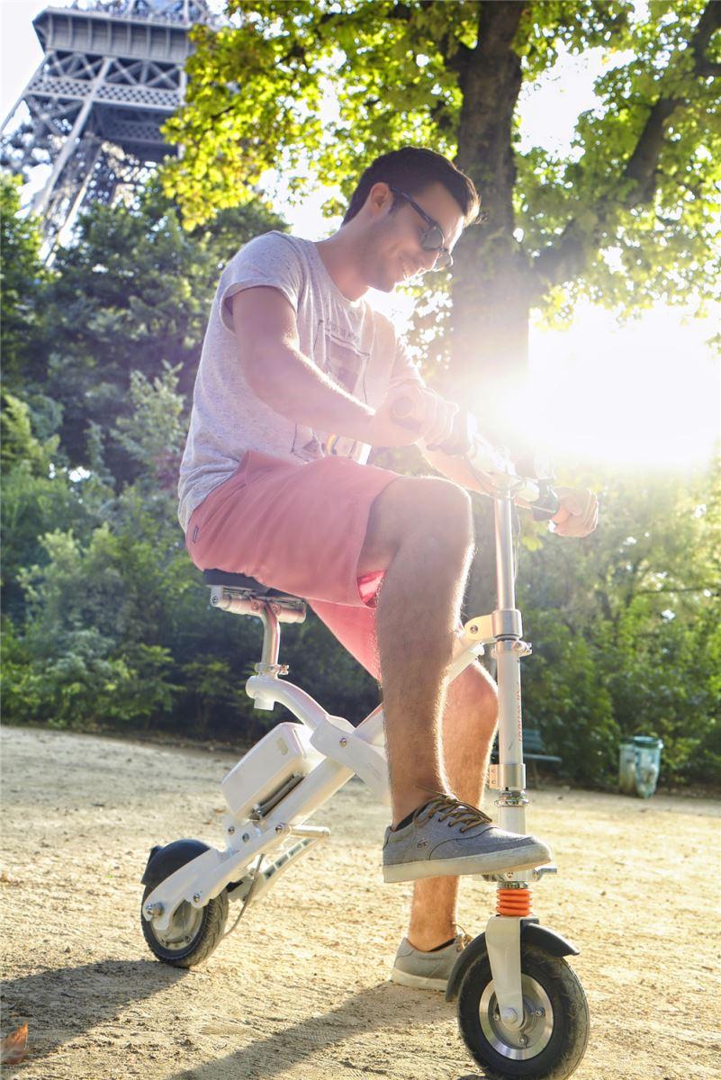 scooters âgées