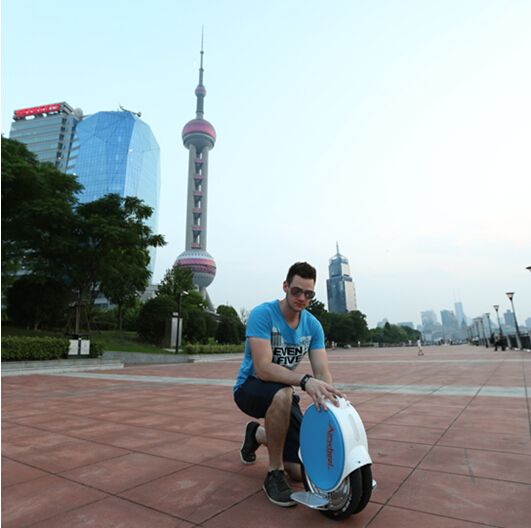 Benefit for electric unicycle manufacturer--Airwheel Q5