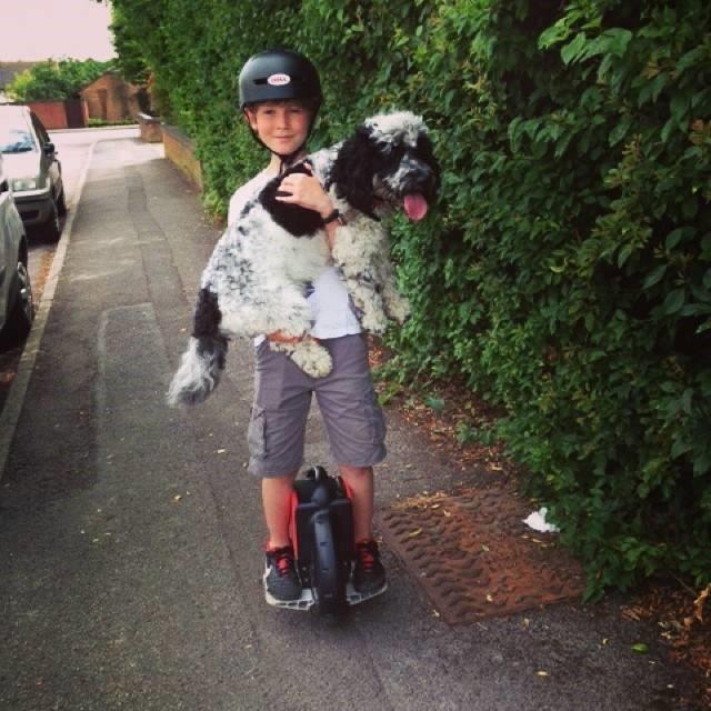monocycle électrique, scooter électrique
