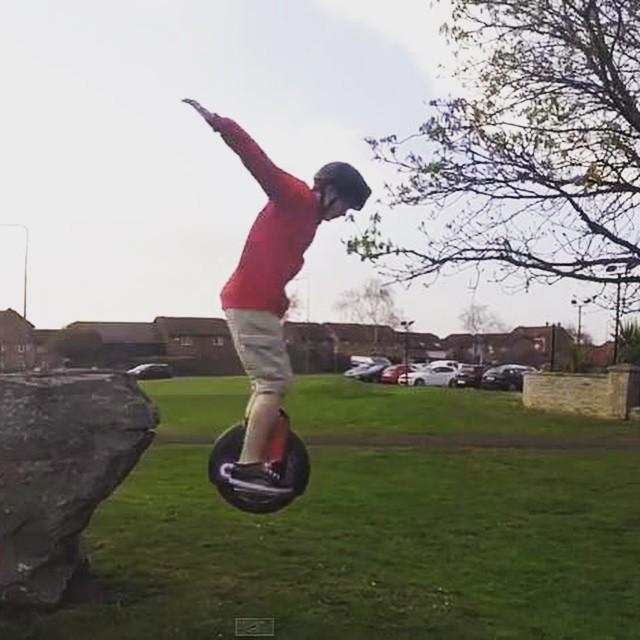 Airwheel, Una Ruota Scooters Elettrici