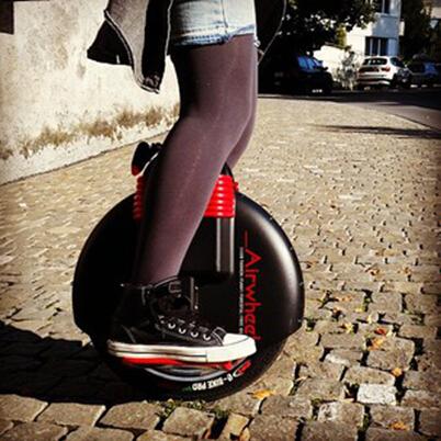 Airwheel, elettrico monociclo