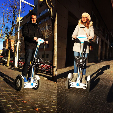 Airwheel user keep increasing currently, more and more powerful performance, style choices, intelligent represents, Airwheel unicycle has been adhering to its own path, for bring users more experience, whatever from the point view of environment or the material choice, configuration, Airwheel is the best choice.