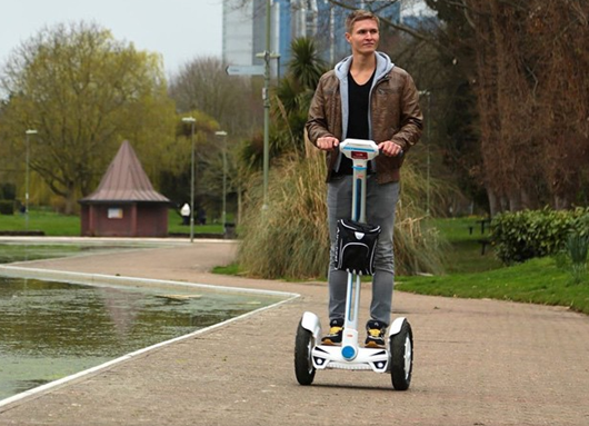 Airwheel S3, Be Your Alternative Transportation