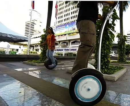 Malaysia: Meet the Airwheel S3