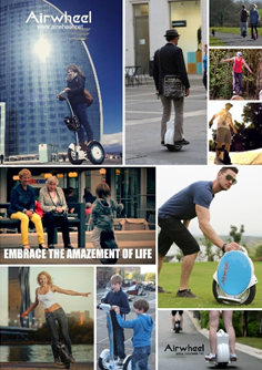 Being a scooter-maker, Airwheel has become a prominent firm, both industrywide and worldwide. Airwheel has rolled out three series of scooters by sequence, overwhelmingly dominating the current sector of the self-balancing scooter.