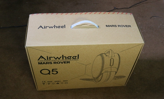 Airwheel Q5 Review: Get the Hang of It
