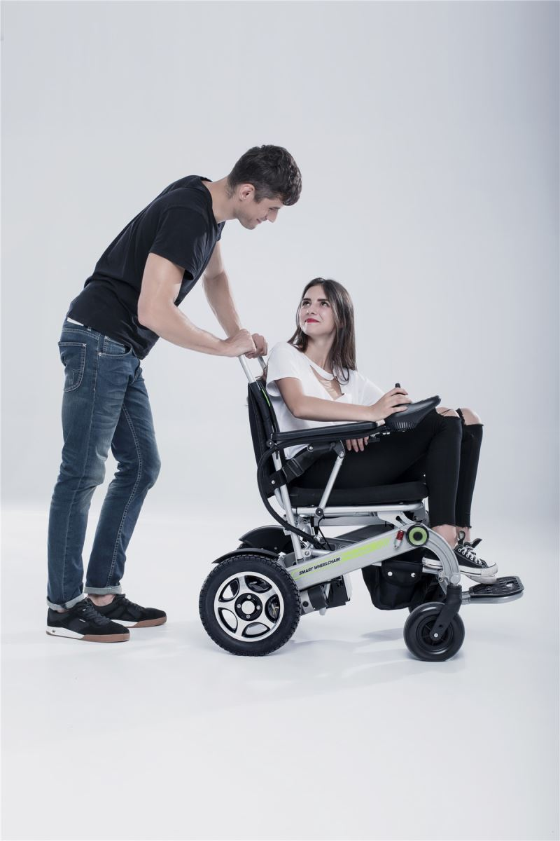 Smart Electric Wheelchairs