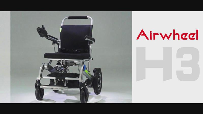 Self-balancing Electric Wheelchair