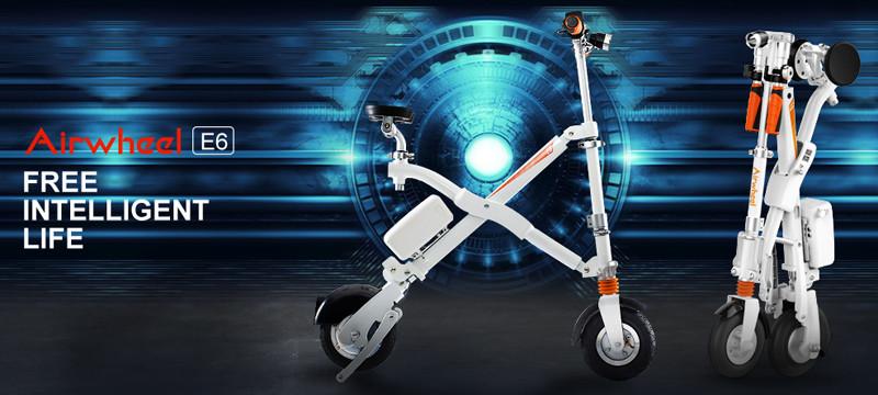 2-колесный электрический скутер