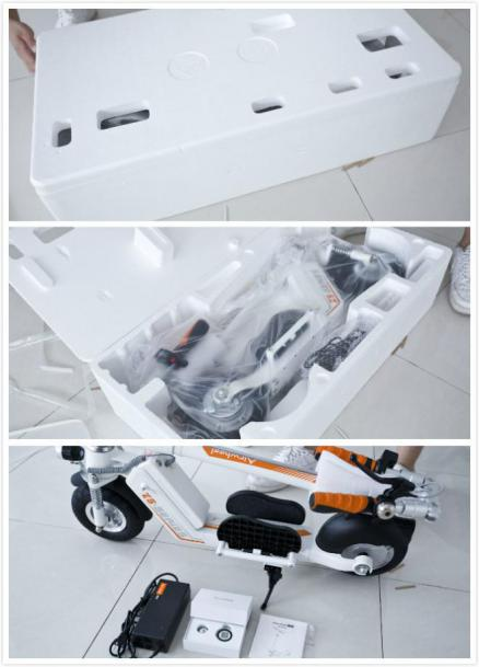 2 wheel electric scooter