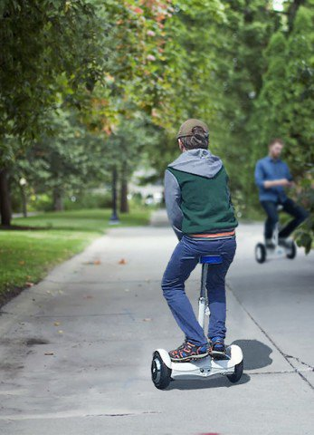 self balance scooter with seat