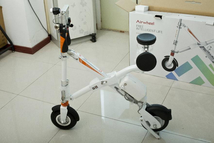 самостоятельно балансировки электрический скутер