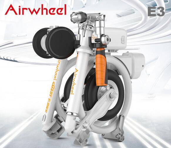 backpack electric bike E3