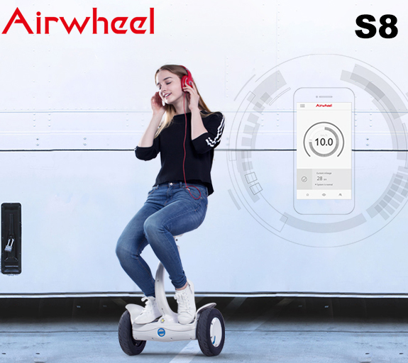 2 wheel smart self balancing scooter for adults