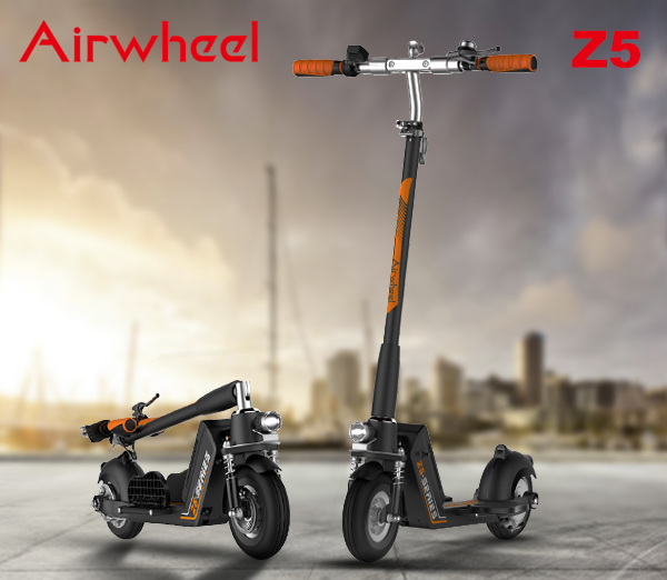 air wheels scooter elétrico 2 rodas