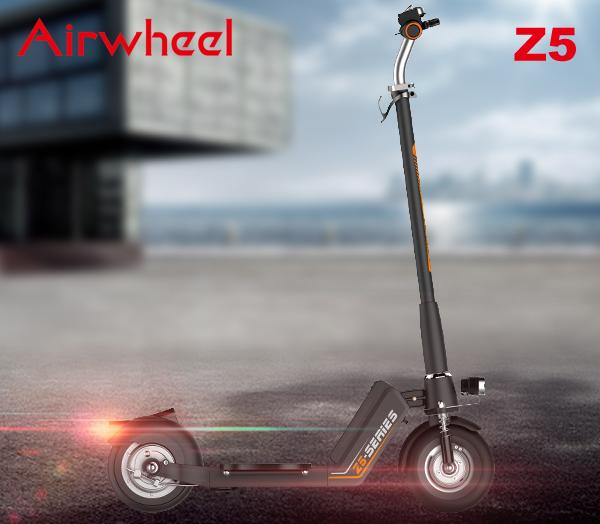 auto-equilibrio eléctrico scooter