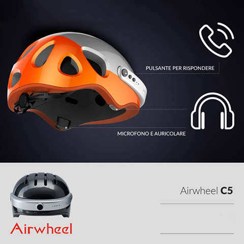 smart helmet outdoor sports Safety