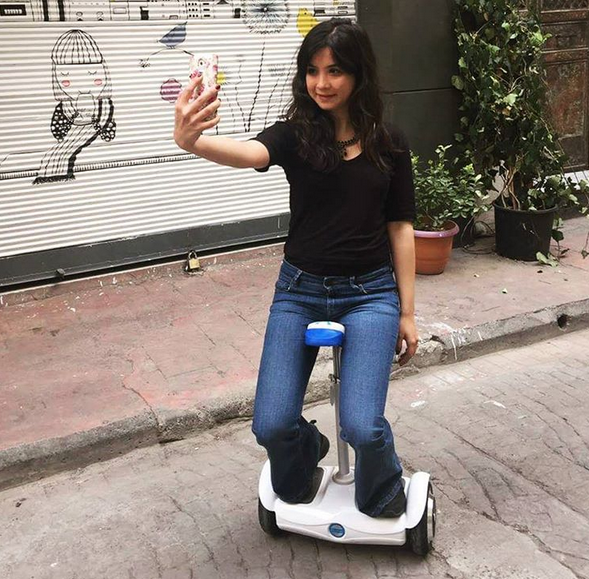 high quality CE approved self balancing 2 wheel scooter