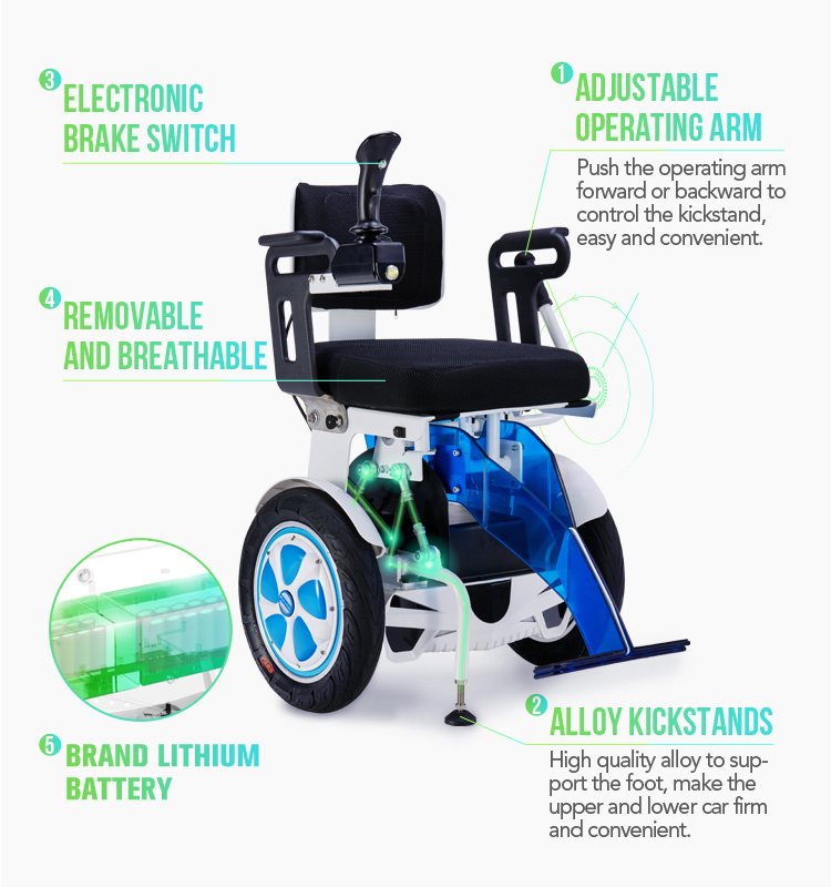 Airwheel A6S wheelchair Intelligent