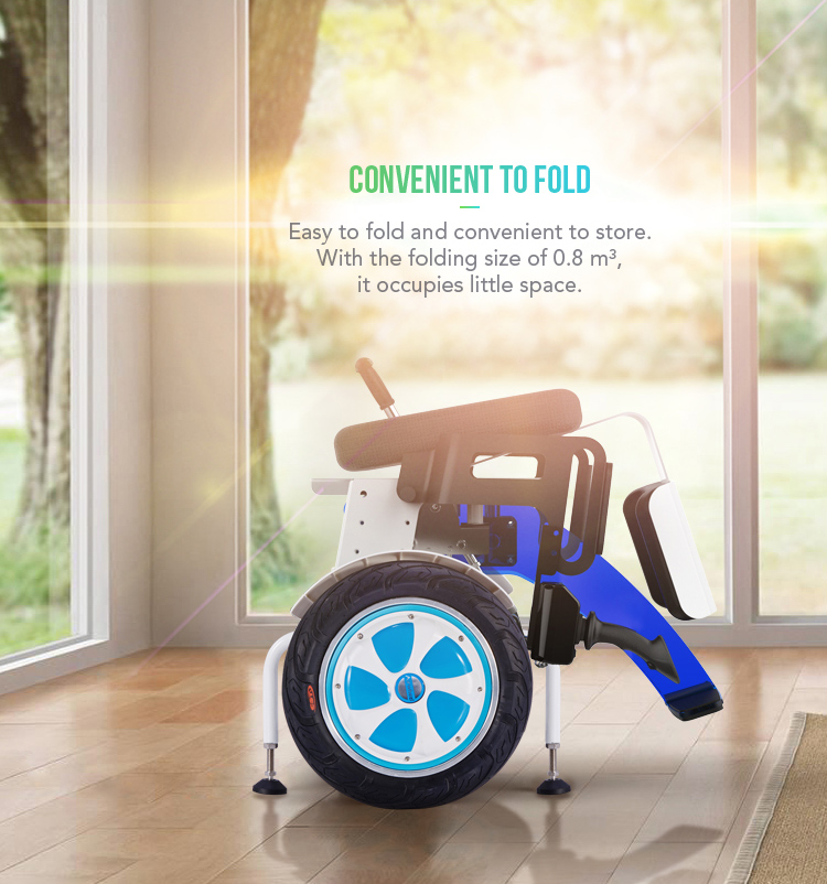 Smart Wheelchair Airwheel A6S