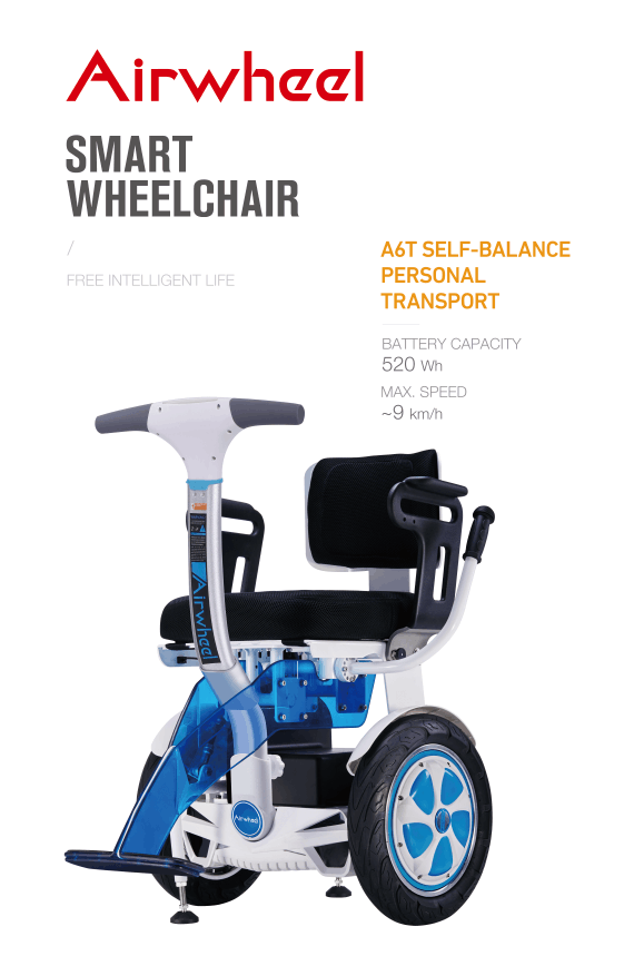 Airwheel A6T Motorized chair