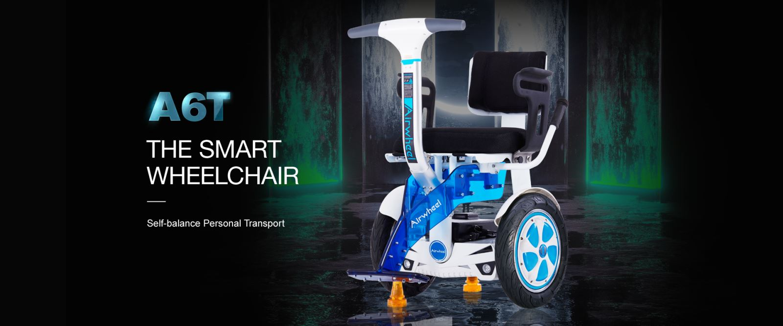 Airwheel A6T Smart wheelchair