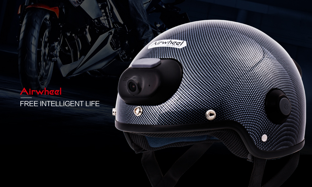 casco intelligente