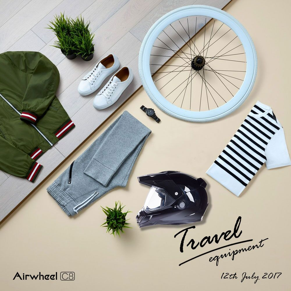 Airwheel C8 smart helmet